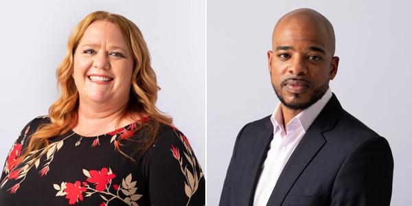 Shelly Leman and Nadir Wade Bermuda March 2021