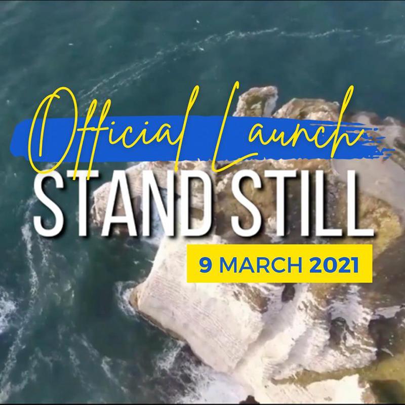 Stand Still Bermuda March 2021