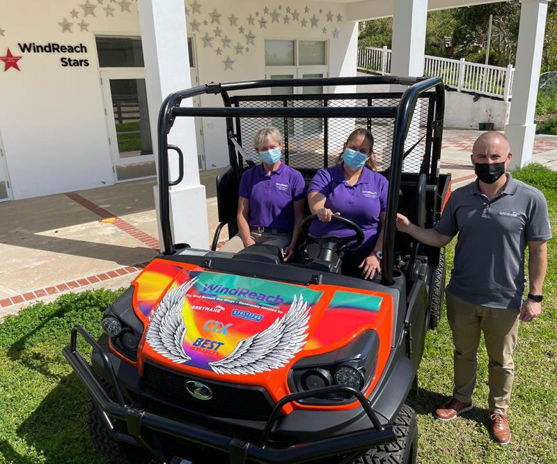 WindReach Kubota Donation Bermuda March 2021 (2)
