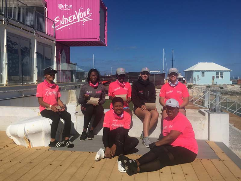 Women On The Water Clinic Bermuda March 2021 1