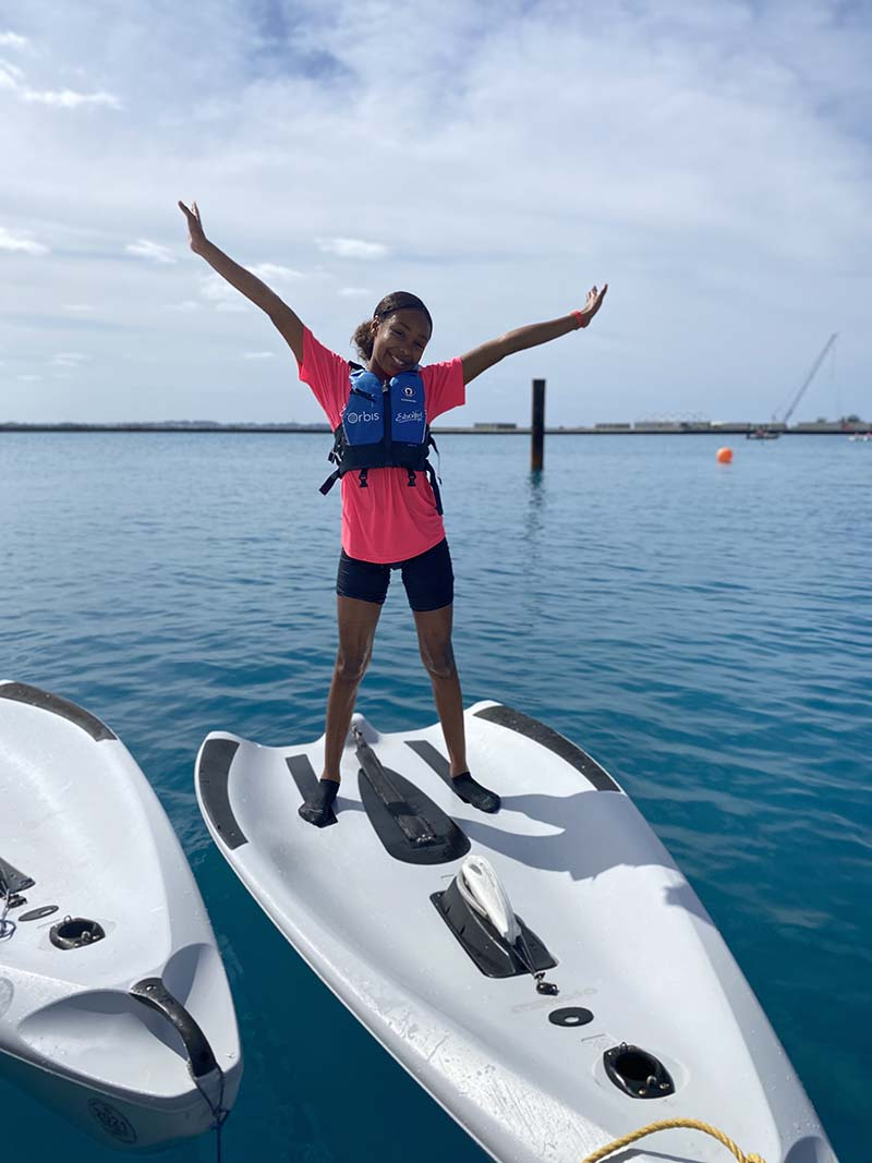Women On The Water Clinic Bermuda March 2021 5