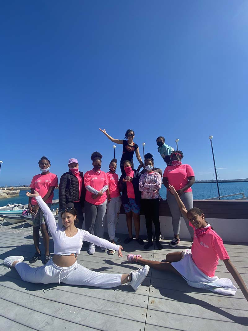 Women On The Water Clinic Bermuda March 2021 6