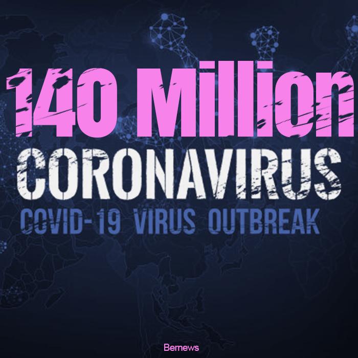 140 million coronavirus covid-19 outbreak IG