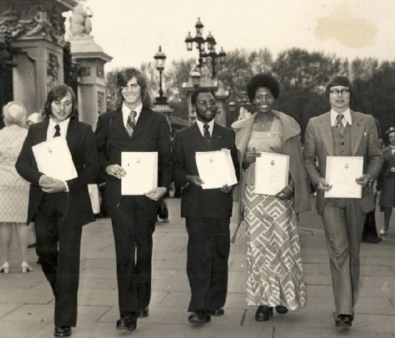 1971 Gold Award Participants