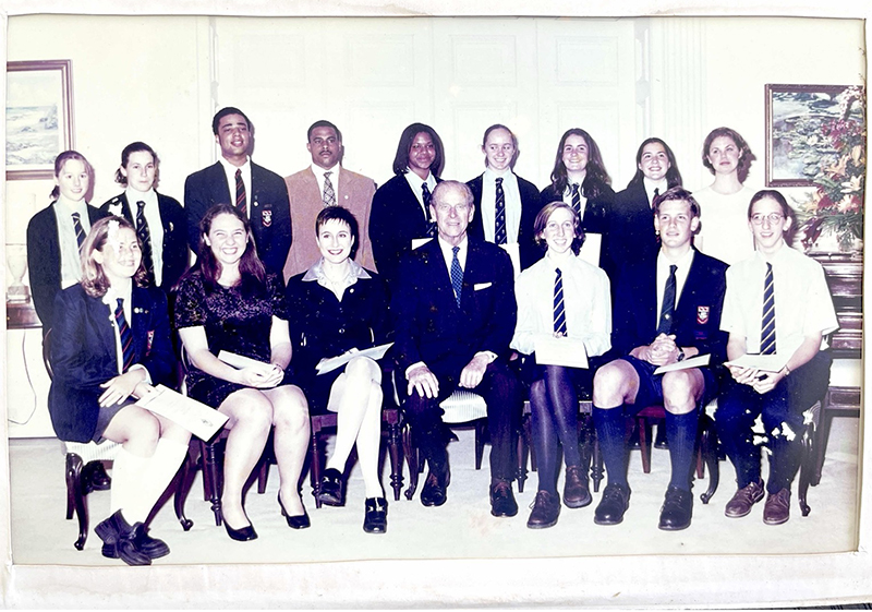 1998 Gold Award Participants