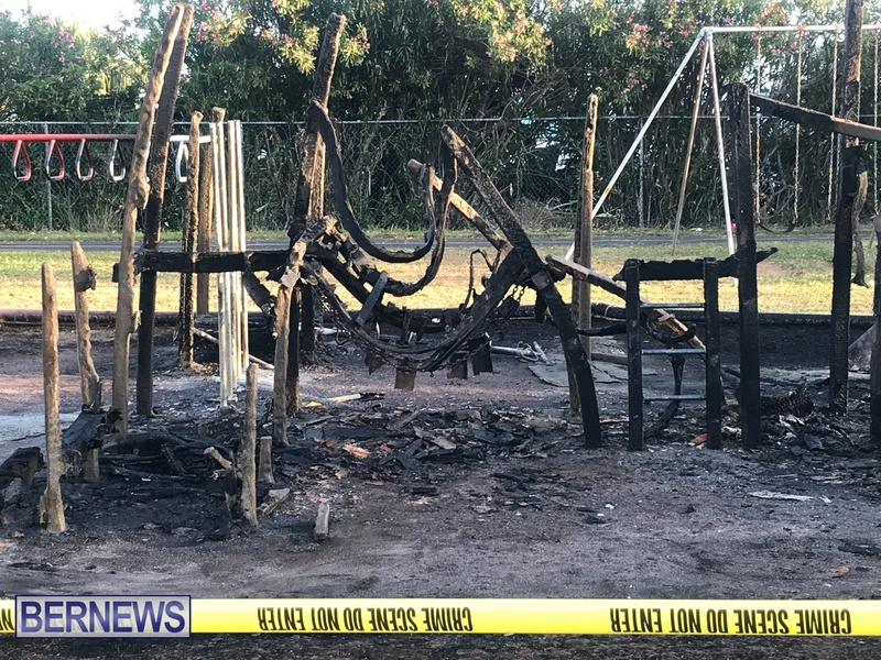 Aftermath of fire at Pigs Field Bermuda April 2021 (11)