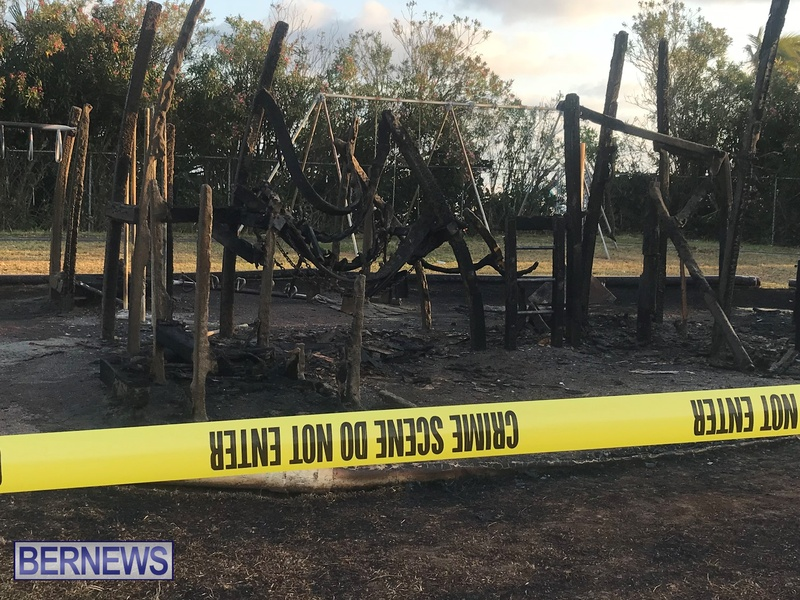 Aftermath of fire at Pigs Field Bermuda April 2021 (3)