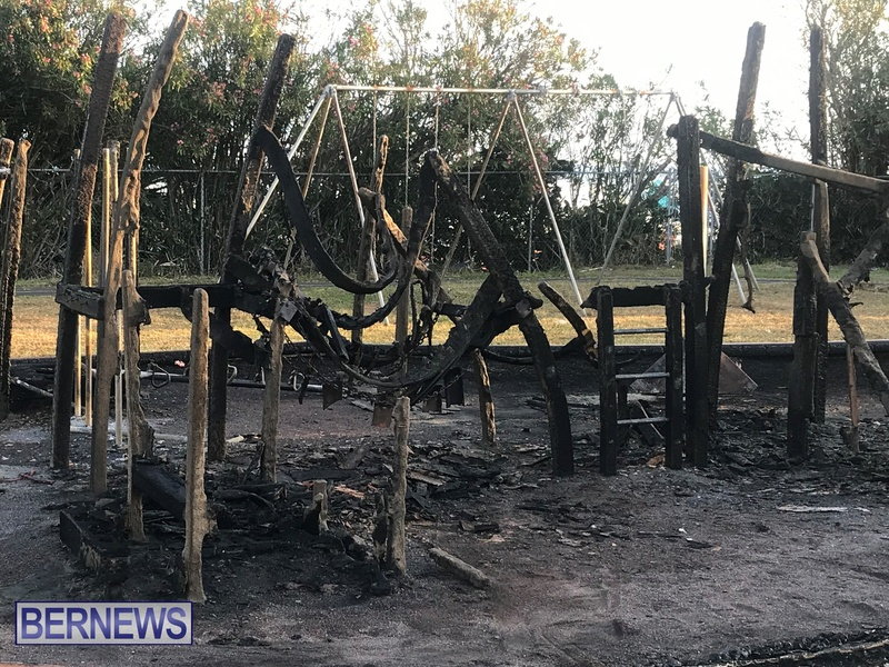 Aftermath of fire at Pigs Field Bermuda April 2021 (4)
