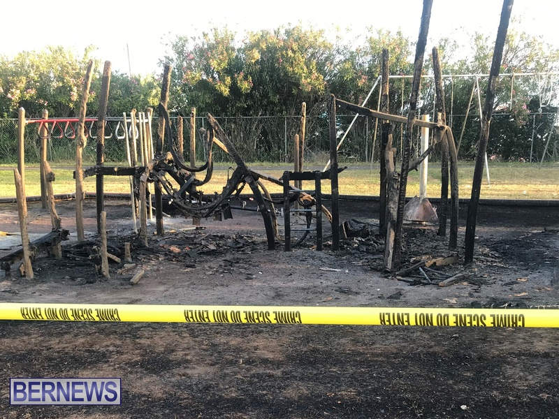 Aftermath of fire at Pigs Field Bermuda April 2021 (9)