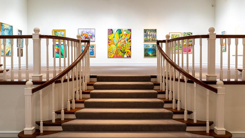 Bermuda National Gallery April 2021
