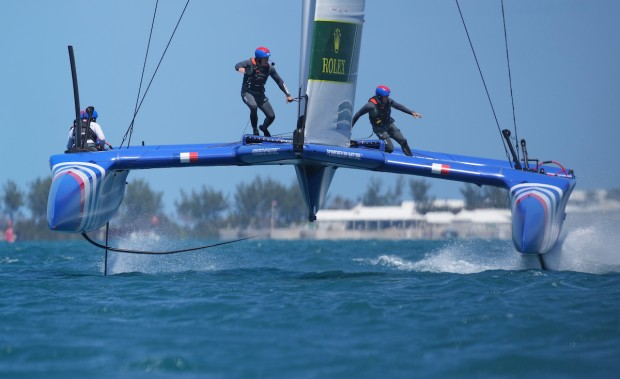 Bermuda SailGP sailing race presented by Hamilton Princess April 23 2021 (20)