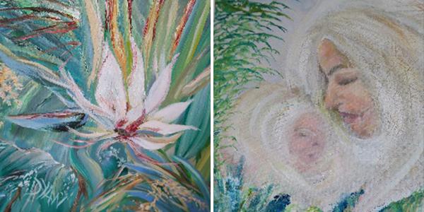 DYAN Art Auction To Benefit Family Centre Bermuda April 2021 TWFB