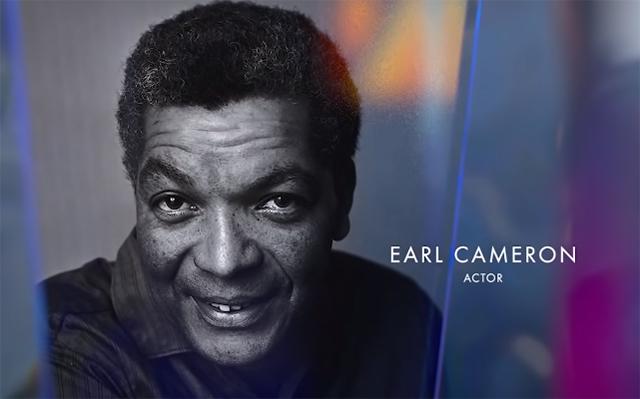 Earl Cameron Bermuda April 2021