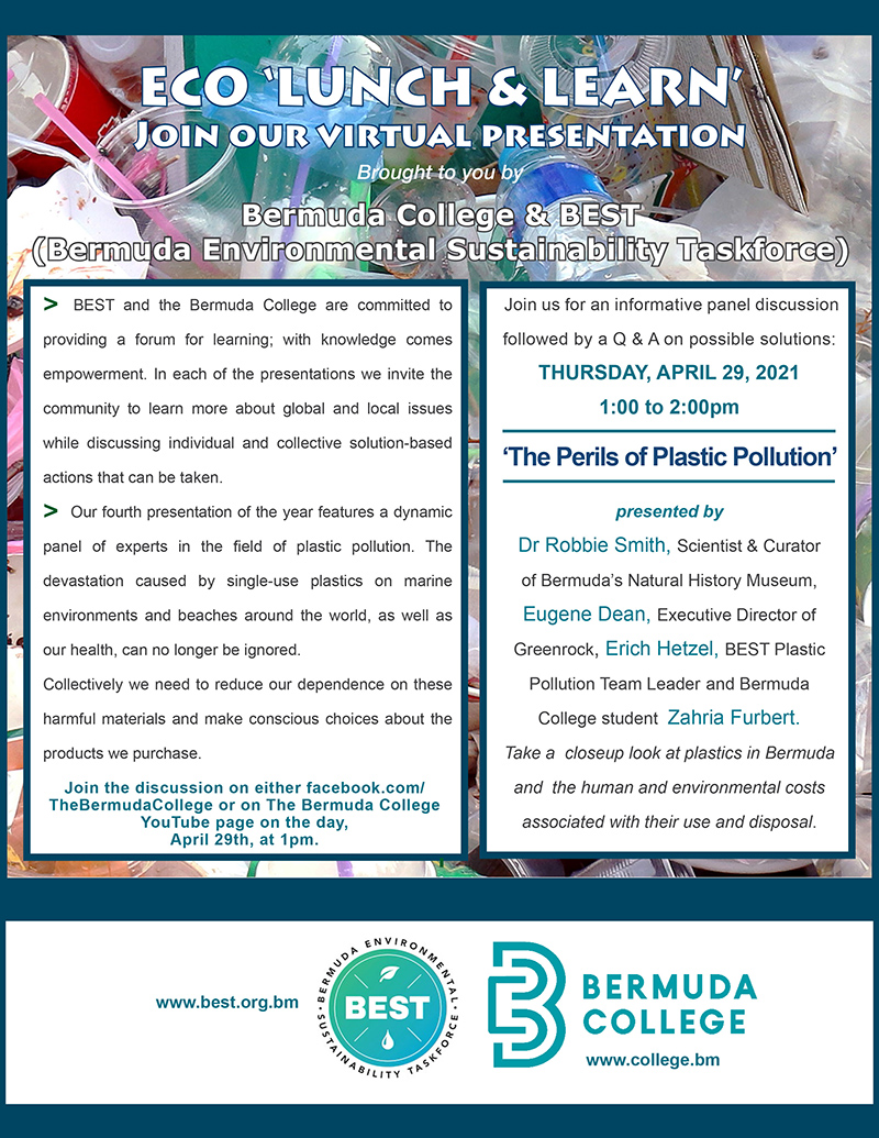 Eco Lunch & Learn Presentation Bermuda April 2021