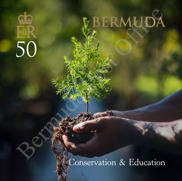 GCB-100th-Anniversary-Commemorative-Stamp-Bermuda-April-2021-1