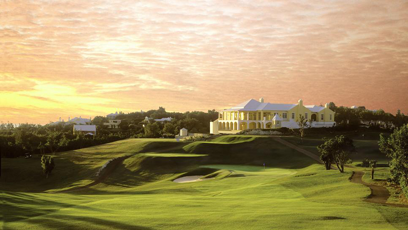 Golf Digest Highlights Rosewood Bermuda April 2021