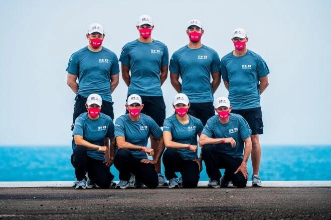 Japan SailGP Team Bermuda April 2021