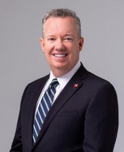 John Huff Bermuda April 2021