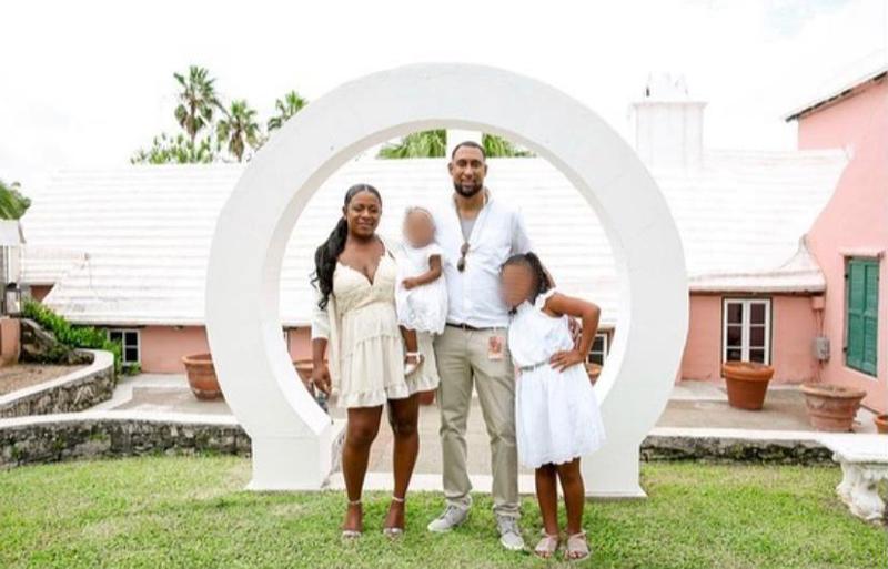 Jordan Outerbridge Bermuda April 2021