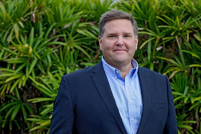 Kevin Gunther Bermuda April 2021