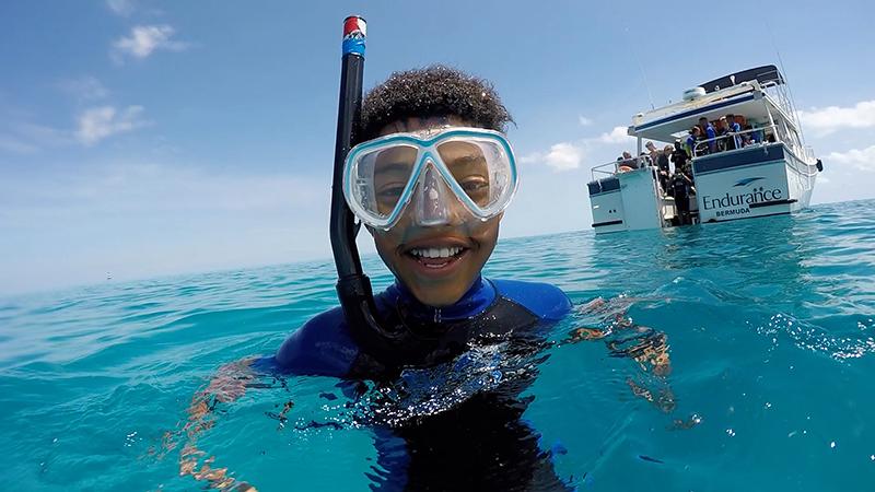 Kids On The Reef Bermuda April 2021 1