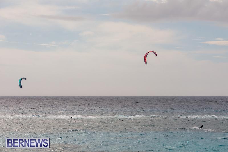 Kite Surfing Bermuda April 2021 1