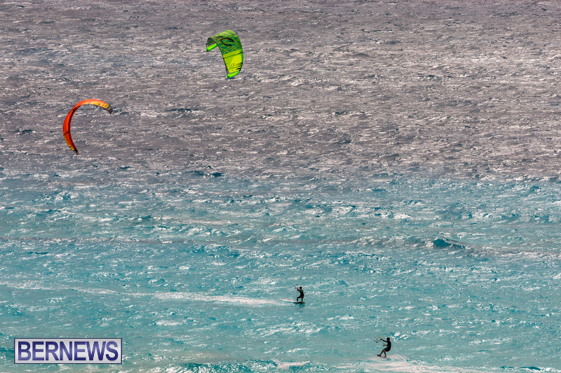 Kite Surfing Bermuda April 2021 10