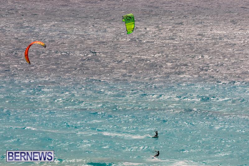 Kite Surfing Bermuda April 2021 11