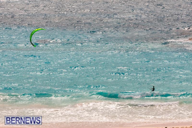 Kite Surfing Bermuda April 2021 12