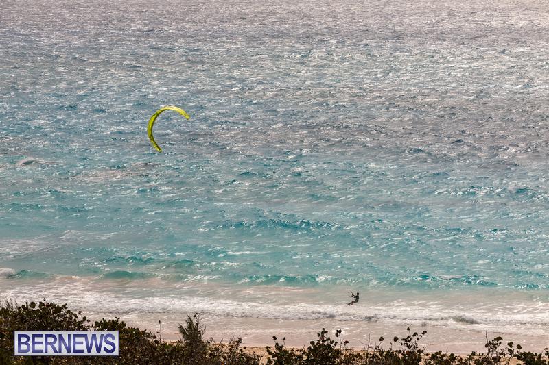 Kite Surfing Bermuda April 2021 13