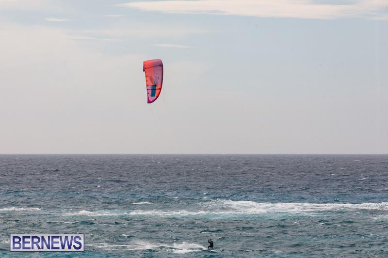 Kite Surfing Bermuda April 2021 2