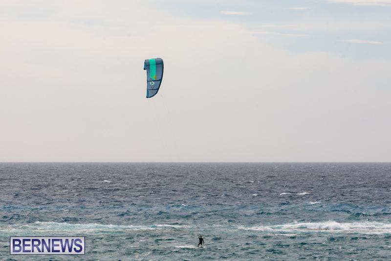 Kite Surfing Bermuda April 2021 3