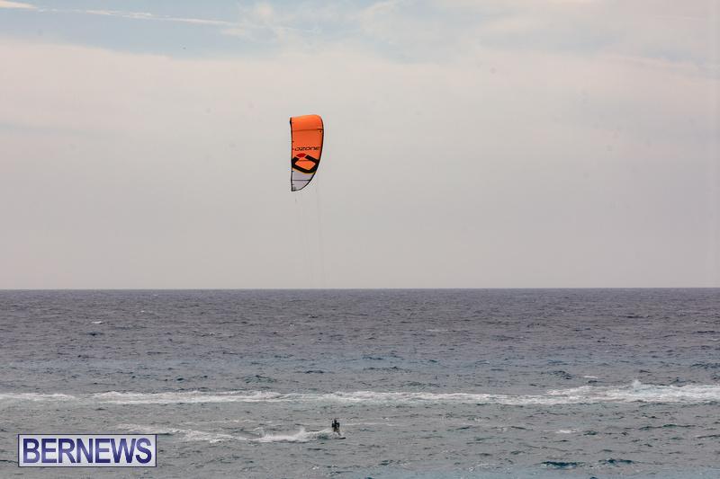 Kite Surfing Bermuda April 2021 5