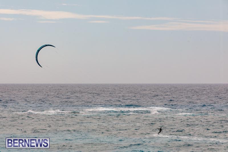 Kite Surfing Bermuda April 2021 6