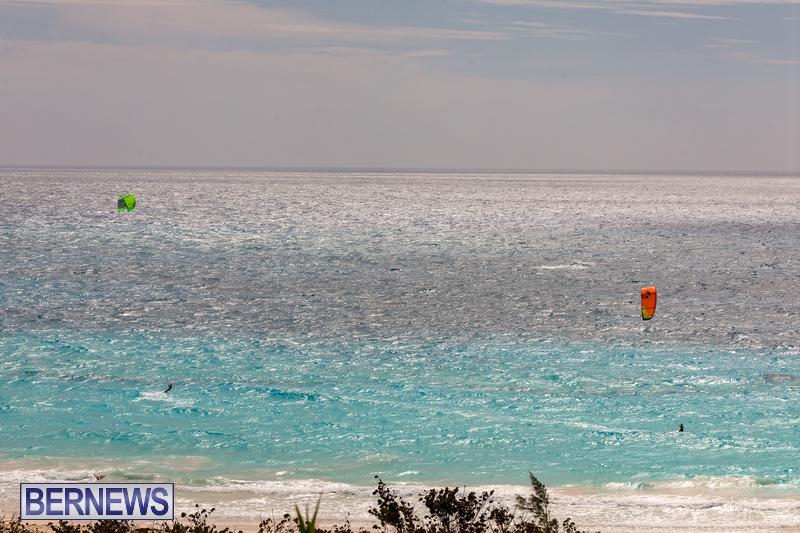 Kite Surfing Bermuda April 2021 7