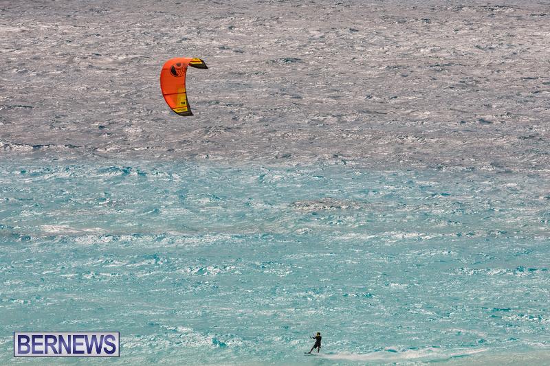 Kite Surfing Bermuda April 2021 8