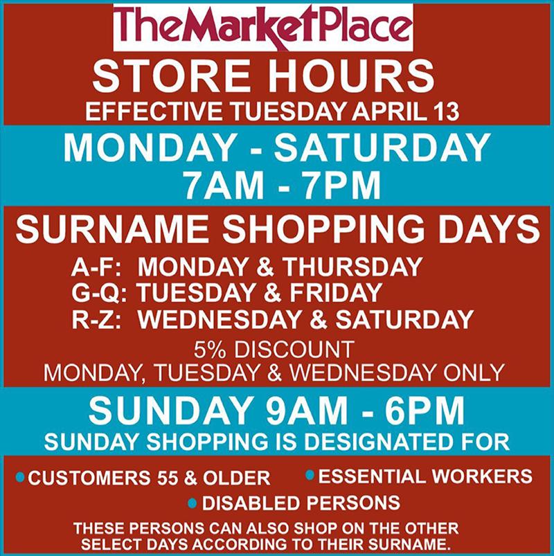 MarketPlace Bermuda April 12 2021