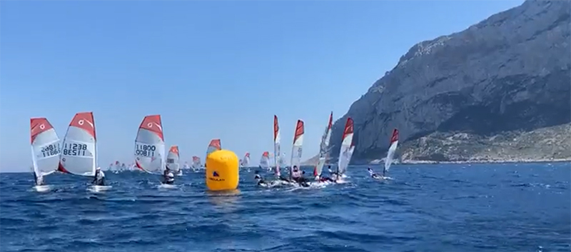 Matteo Cervino Italian Nationals Bermuda April 2021 2