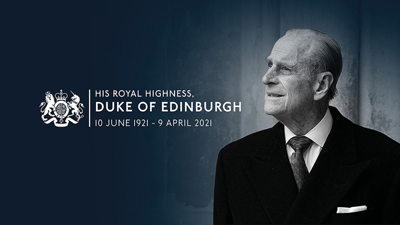 One-Minute Silence To Honour Prince Philip Bermuda April 2021