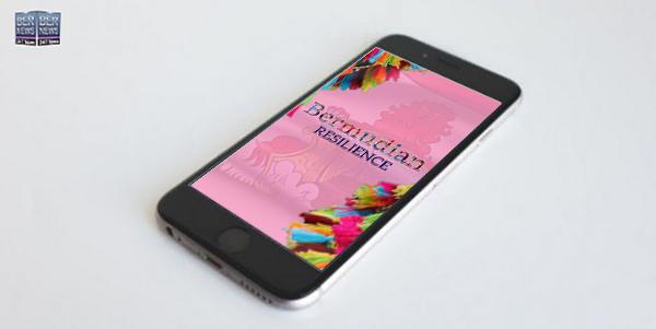 Phone wallpaper wednesday TWFB Bermudian Resilience UM4htMbV
