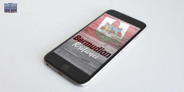 Phone wallpaper wednesday TWFB Bermudian Resilience sjNAXCZW