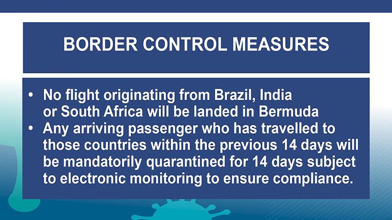 Premier's Address Bermuda April 25 2021 (2)
