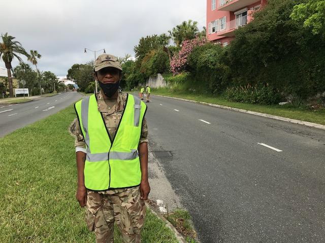 Regiment Bermuda April 19 2021 3