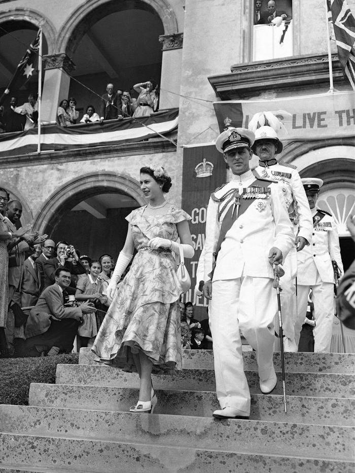 Royal Family Bermuda April 2021