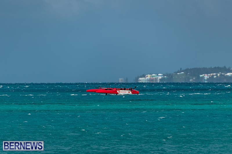 SailGP Area Set Up In Dockyard Bermuda April 2021 11