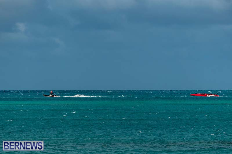 SailGP Area Set Up In Dockyard Bermuda April 2021 12