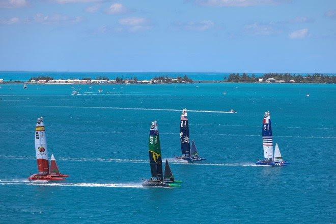 SailGP Bermuda April 2021