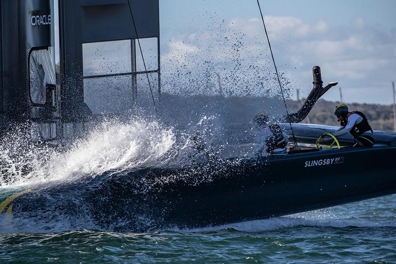 SailGP Documentary Series Bermuda April 2021 2