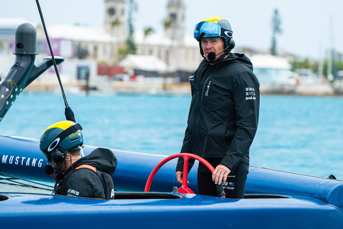 Sailing SailGP In Bermuda April weekend 2021 (1)