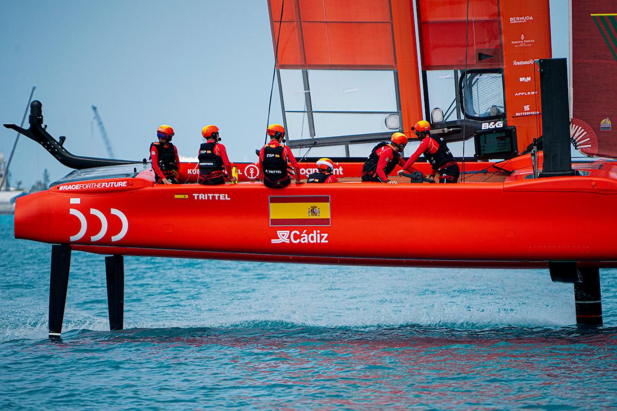 Sailing SailGP In Bermuda April weekend 2021 (10)
